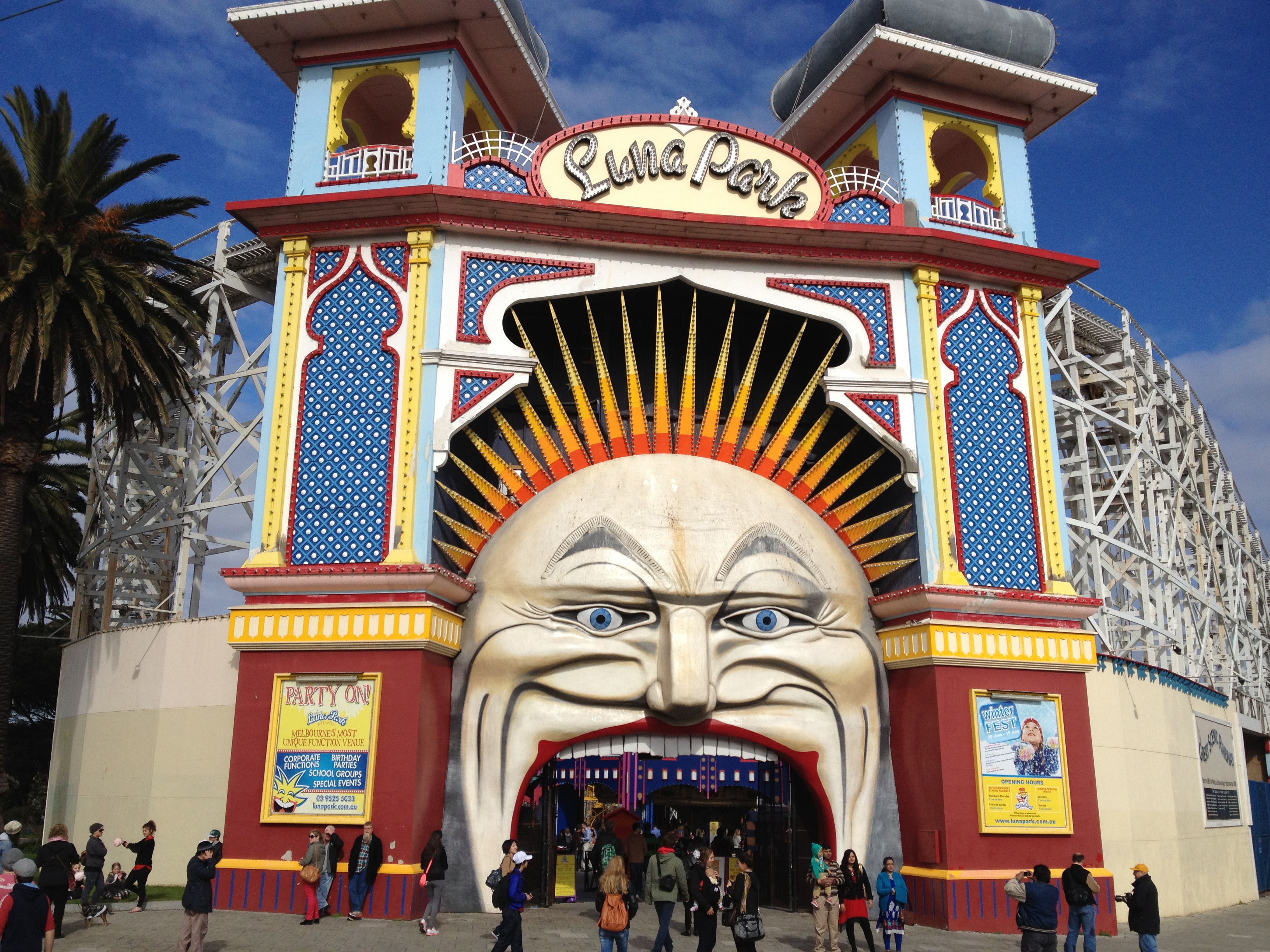 luna park melbourne coupon codes