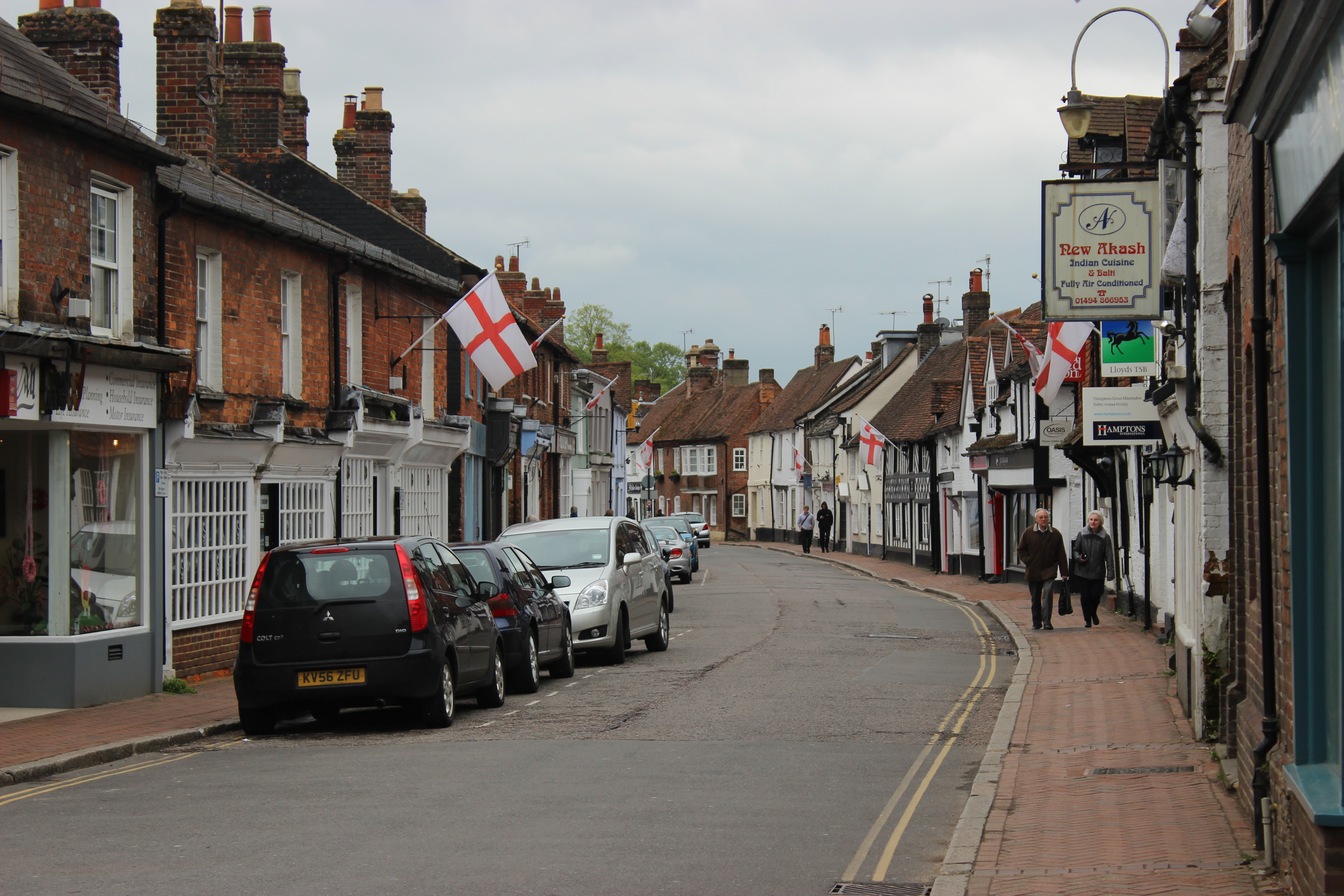 A Weekend in the Country. Great Missenden and Wendover ... Quaint English Cottages