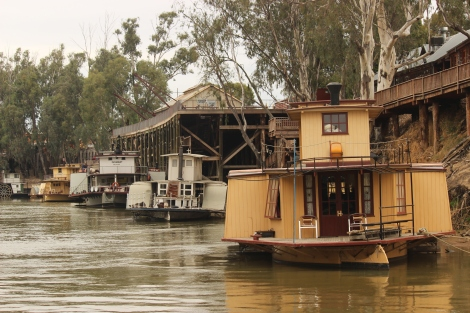 A Day Trip To Echuca