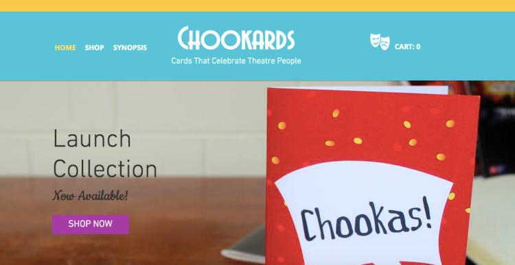 Chookards Website