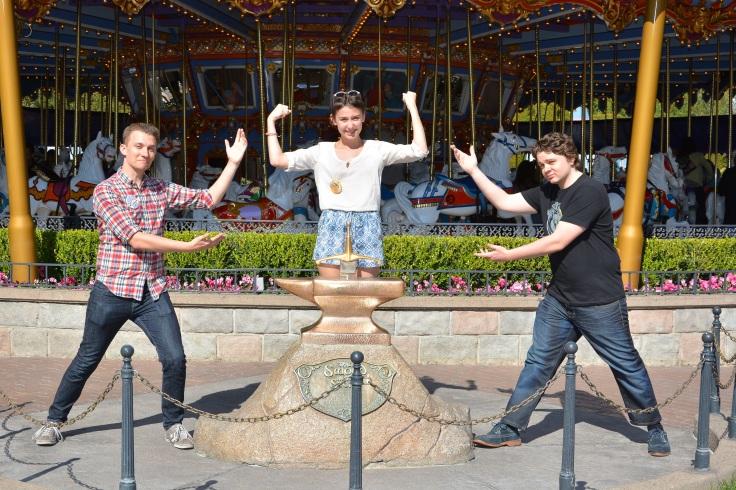 Disneyland as Adults