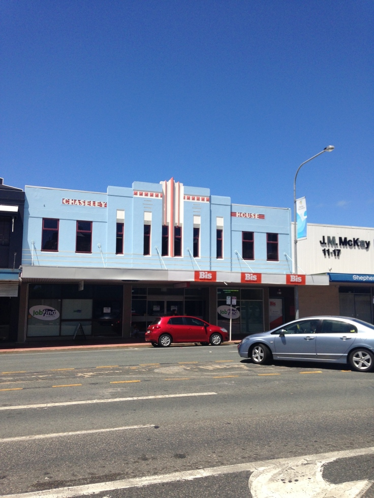 Art Deco Mackay
