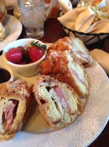 Monte Christo Sandwich Disneyland