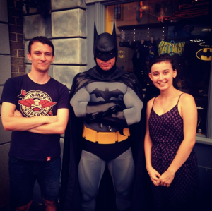 Movie World Batman